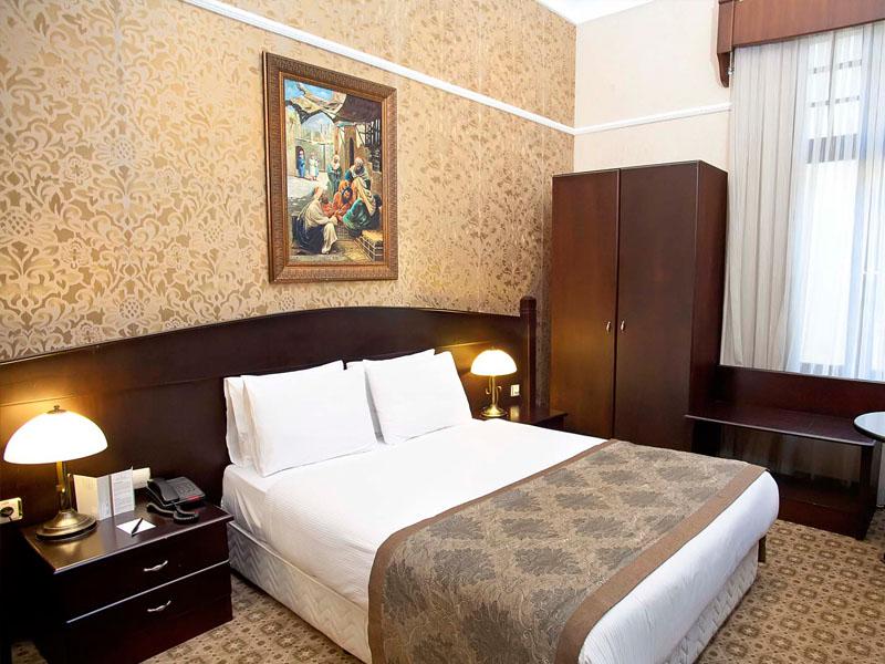 Legacy ottoman hotel 5★ dbl 255 eur