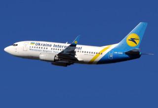 Прямые рейсы между Украиной и Ираном