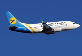 МАУ открывает авиарейсы из городов Украины в Батуми