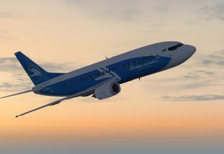 Рейсы авиакомпании «Днеправиа» по маршруту Харьков-Москва временно будут осуществляться из Днепропетровска