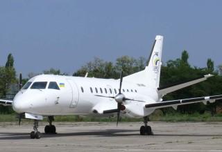 Авиакомпания «УРГА» открывает регулярный рейс Киев – Львов