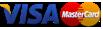 оплата картами visa и master card