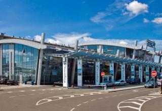Аэропорт «Киев» (Жуляны) закроют на десять дней