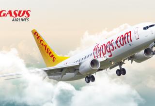 Pegasus Airlines: изменение времени закрытия регистрации на рейсы из Копенгагена