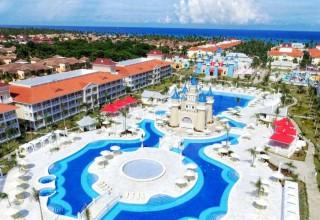 В Доминикане открылся роскошный семейный отель