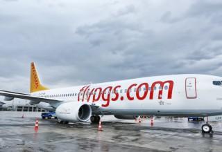 Pegasus Airlines: увеличение частоты рейсов между Киевом и Анкарой с 09.04.2018