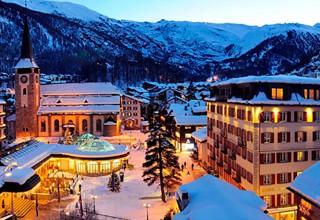 На горнолыжные курорты Швецарии с Pegasus Ailines