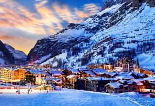 Отправьтесь на лучшие горнолыжные курорты Франции с Pegasus Airlines!