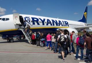 В Ryanair подтвердили планы по Украине