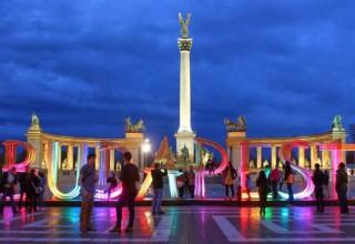 Насладитесь оживленной праздничной атмосферой Весеннего фестиваля в Будапеште вместе с Pegasus Airlines!