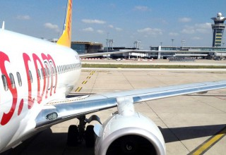 Pegasus Airlines: Изменение Аэропорта вылета и прилета рейсов в Париже