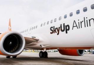 SkyUp прекратит выполнения рейсов в Шарджу