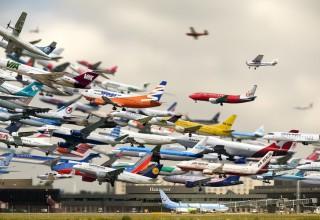 Авиаперевозчики на низком старте